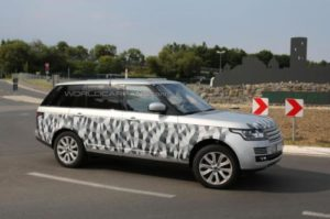 2014 Range Rover long wheelbase returns