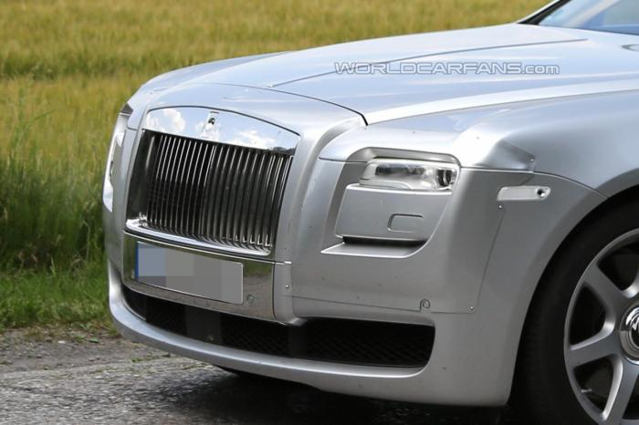 2014 Rolls Royce Ghost Facelift