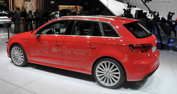 Audi A3 MPV