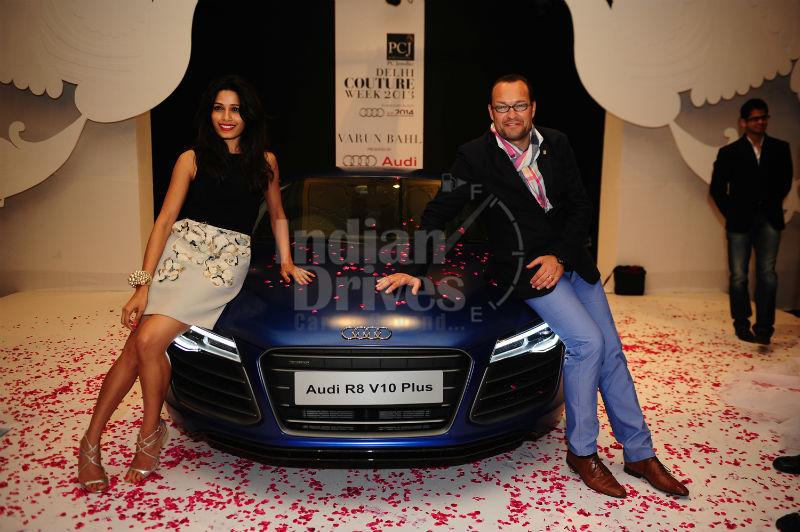 Audi R8 V-10 Plus