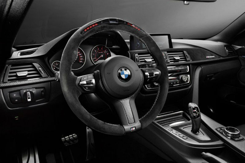 BMW 4 Series M Performance Interiors