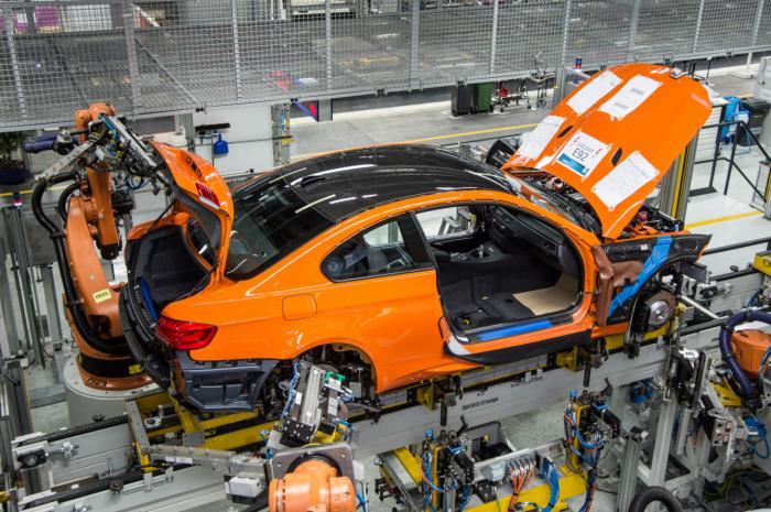 BMW M3 Coupe Ends Production
