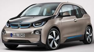 BMW Unveils i3 Electric Car