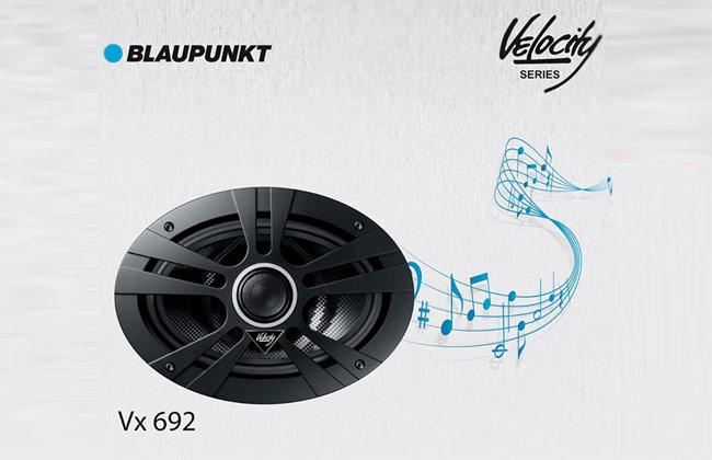Blaupunkt India launches Velocity