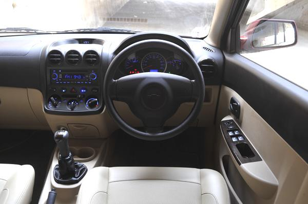 Chevrolet Enjoy Interiors