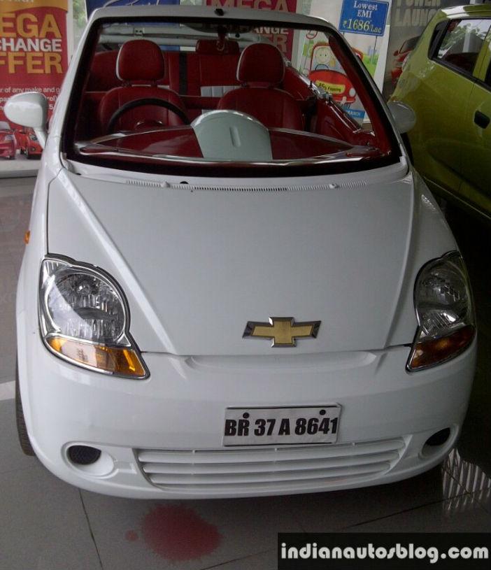 Chevrolet Spark Convertible