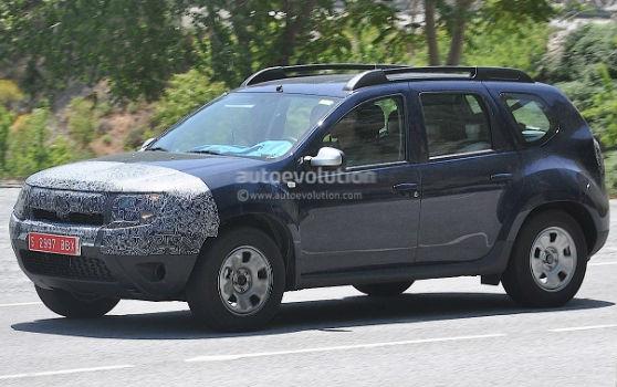 Dacia Duster facelift confirmed