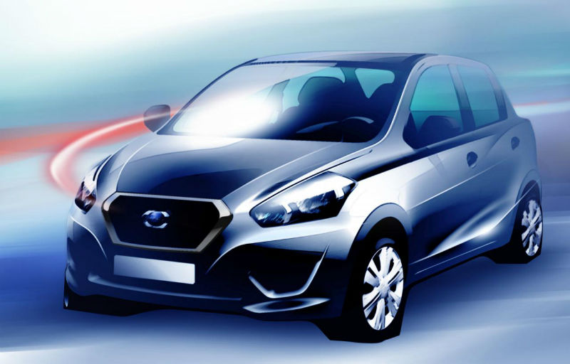 Datsun Unveils Sketches Of First Model