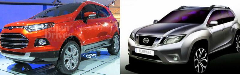 EcoSport competitor Nissan Terrano
