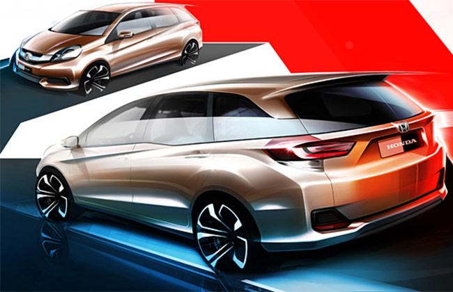 Honda Brio based MPV