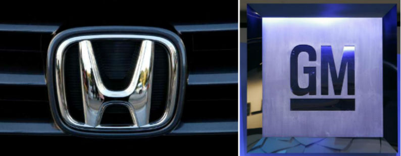 Honda and General Motors enters into partnership to co-develop hydrogen fuel cell by 2020