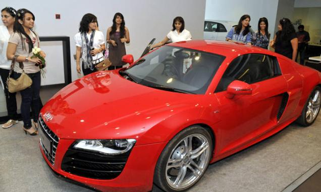 Indian Women Purchasers Giving Philip to the Luxury Car Market