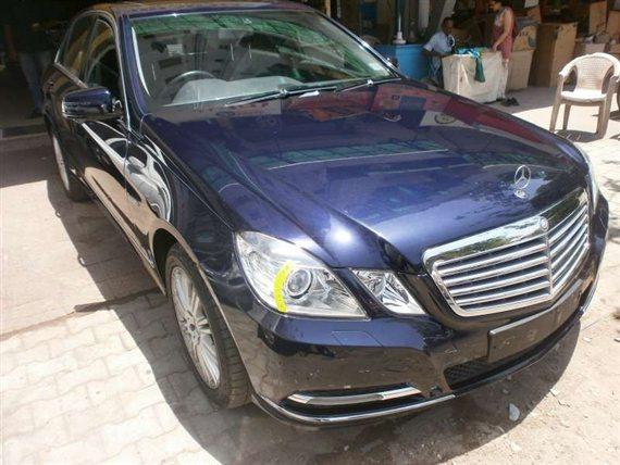 Mercedes-Benz E250 CDI 2011