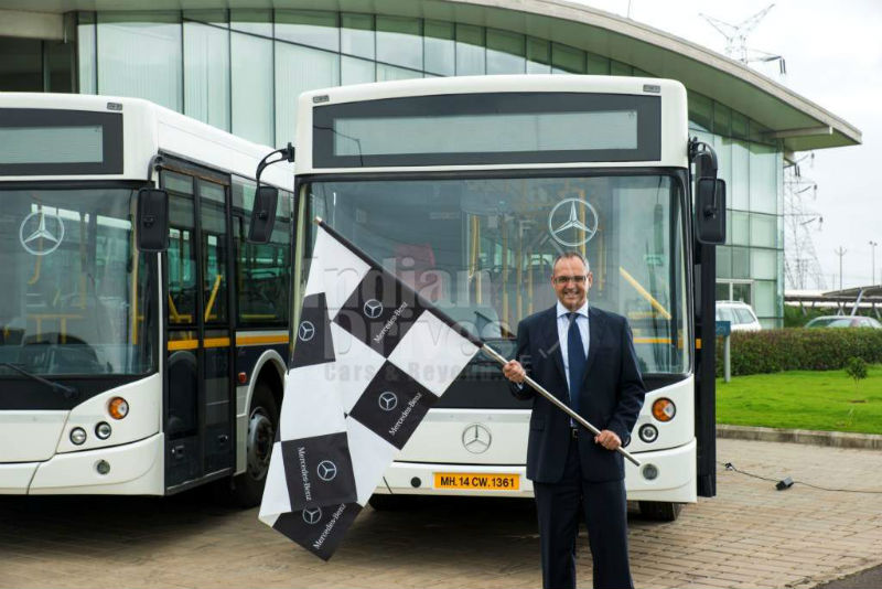Mercedes-Benz India gives its employees the experience to travel aboard the Star