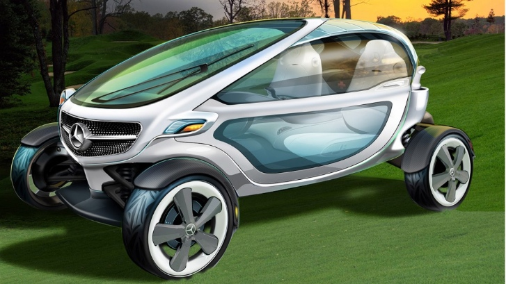 Mercedes Benz Unveils