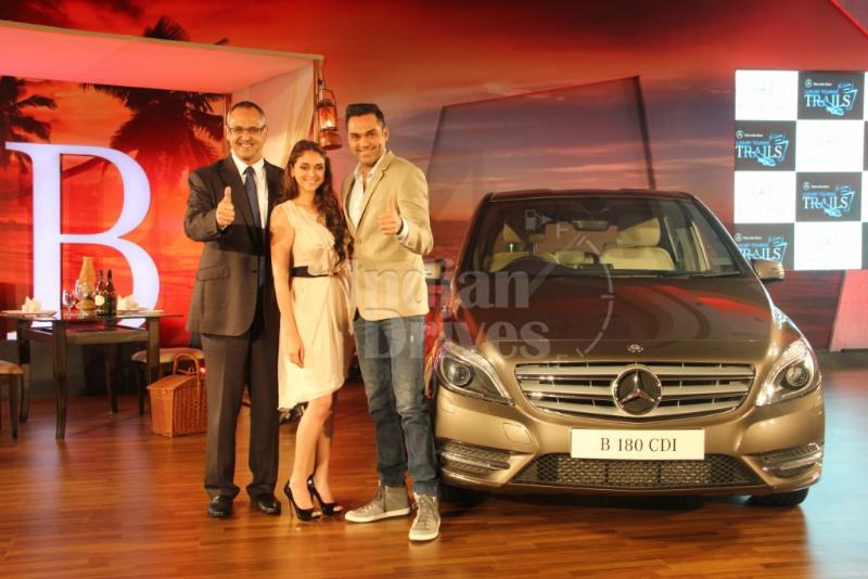 Mercedes Benz launches B-Class diesel