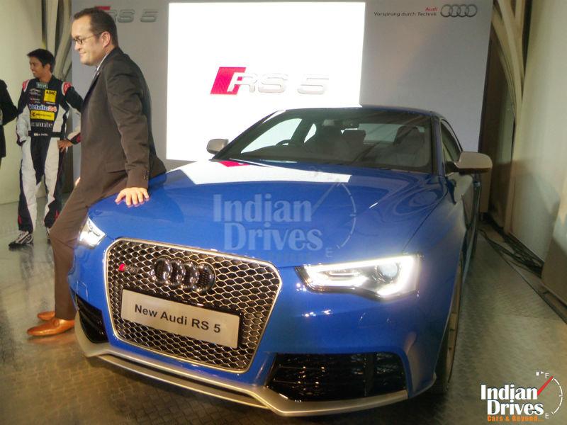 Audi RS5 New