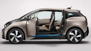 New BMW Unveils i3 Electric Car