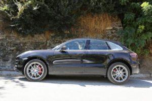New Porsche Spy Shots
