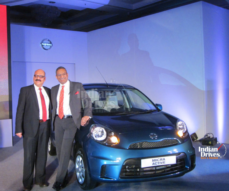 Nissan Micra Launch