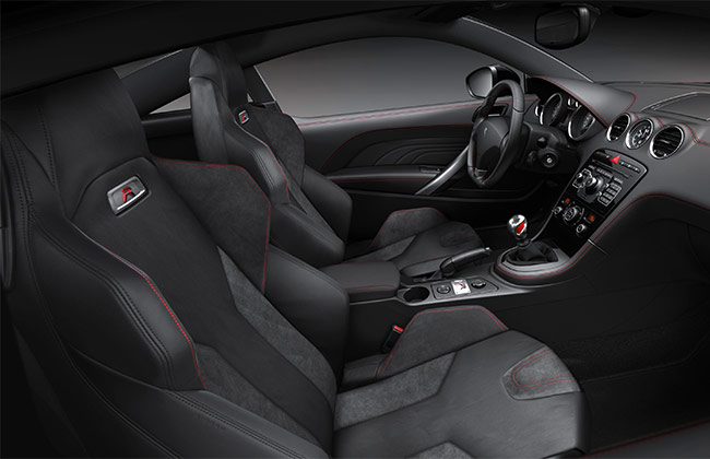 Peugeot to unveil RCZ R Sport Coupe interiors