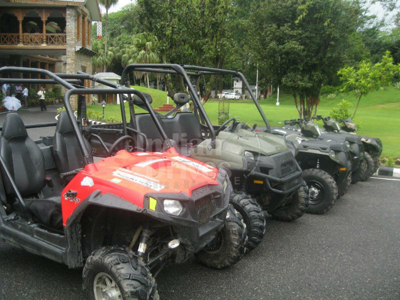 Polaris India Donates Five Vehicles to Uttarakhand