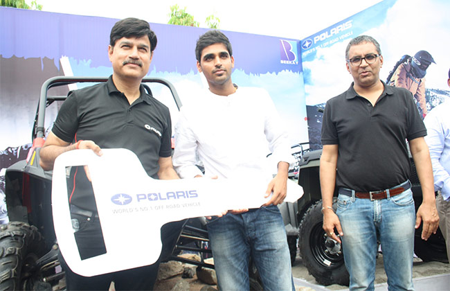 Polaris dealership opened in Lucknow with RZR S 800