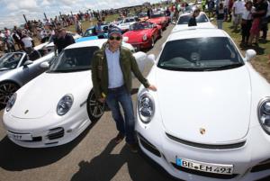 Porsche celebrates 50th Anniversary
