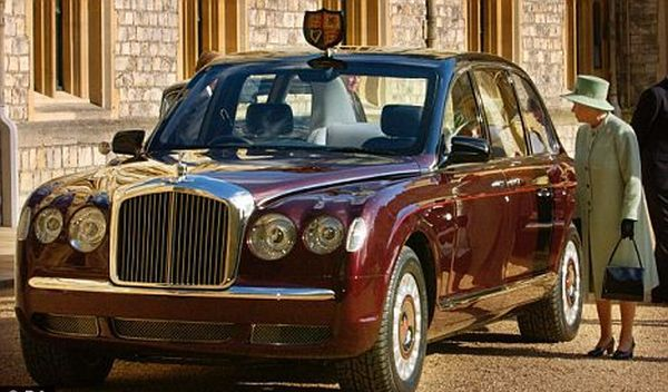 Queen's State Bentley Limousine