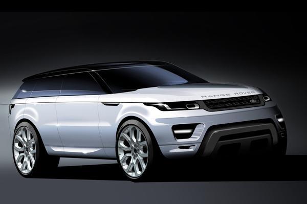 Range Rover RS models