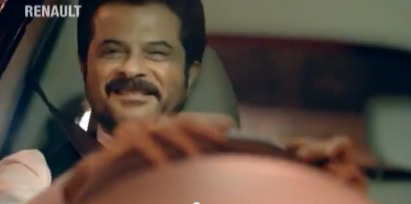 Renault Pulse new TVC features Anil Kapoor