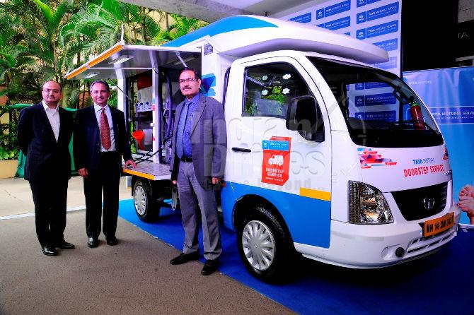 Tata Motors Passenger Vehicles