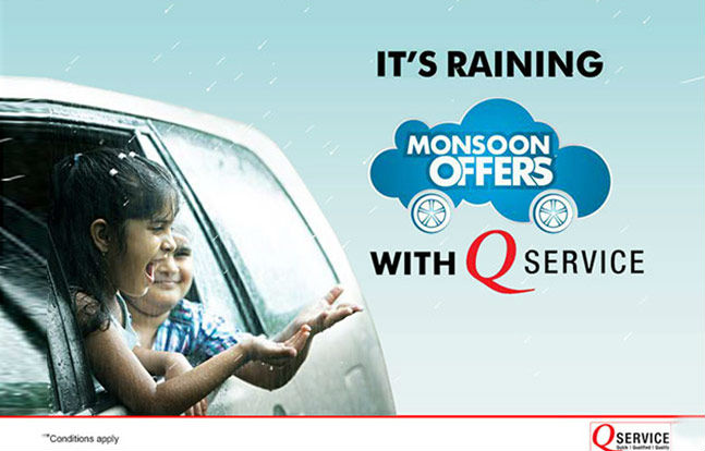 Toyota Monsoon Campaign