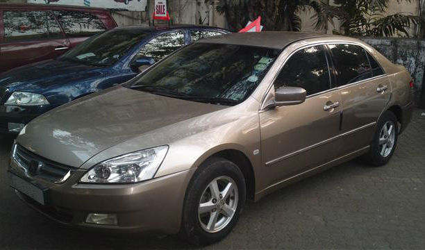 Used Honda Accord V6