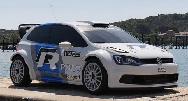 Finally The Details For The Volkswagen Polo R Wrc Have Emerged