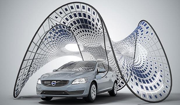Volvo V60 Revealed