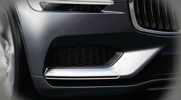 Volvo Teasing New Concept