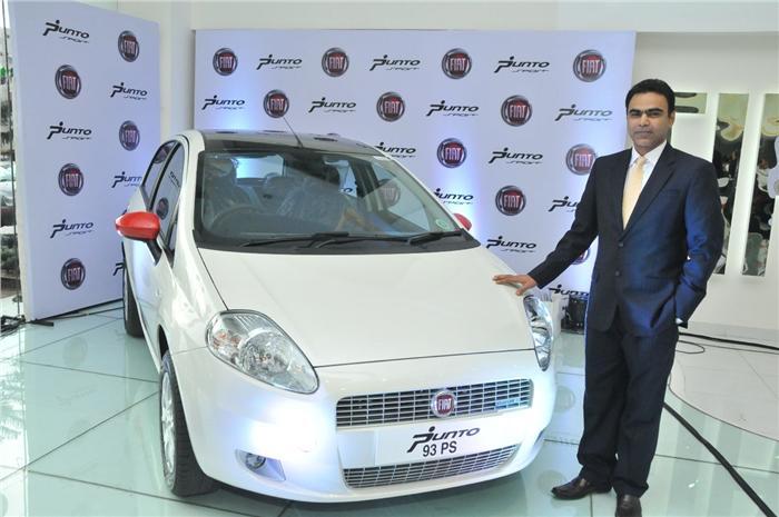 2013 Fiat Punto Sport