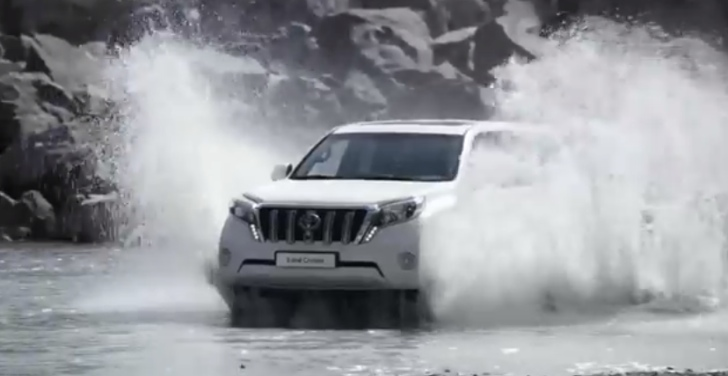 2014 Land Cruiser Prado