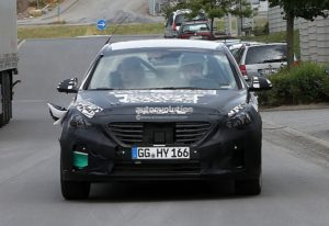 2015 Hyundai Sonata caught in spy shots