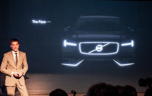 2015 Volvo XC90 SUV