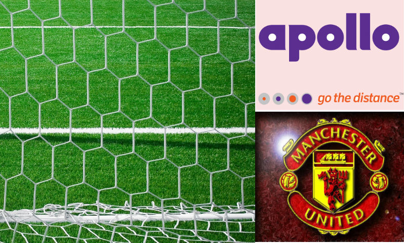 Apollo Tyres to build football pitches from recycled rubber Manchester United in support