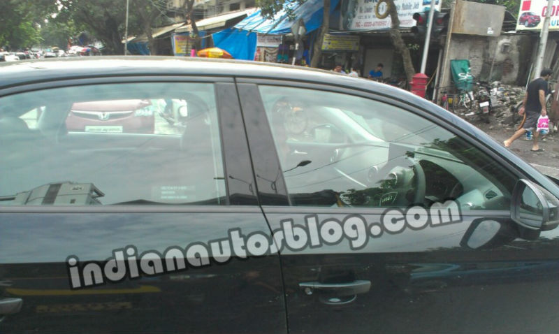 Audi A3 Spotted in Mumbai