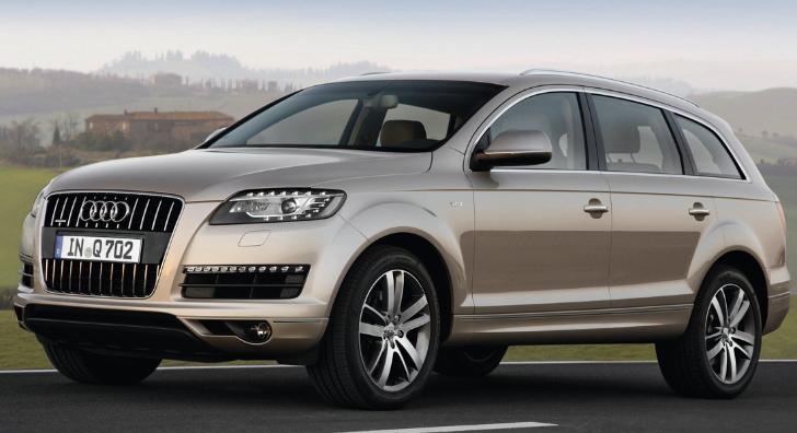 Audi Confirms Q7 e-tron