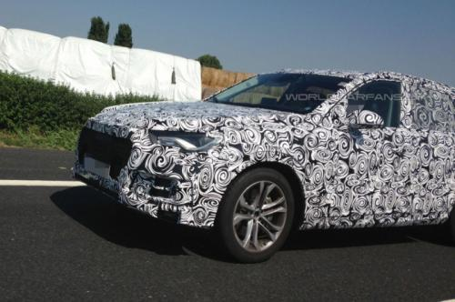 Audi Q7 Spy Photos