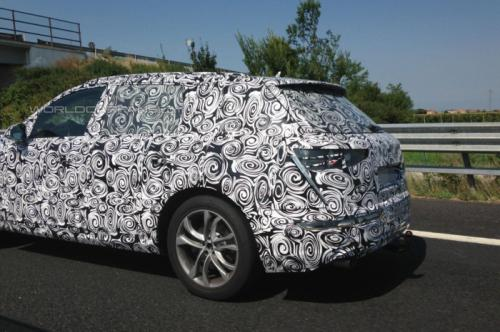 Audi Q7 Spy Shots