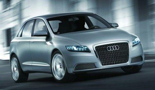 Audi planning an MPV?