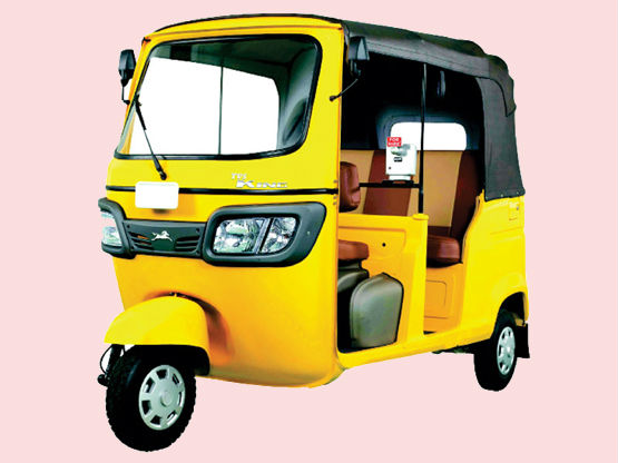 Auto rickshaws in Chennai to be fitted with GPS