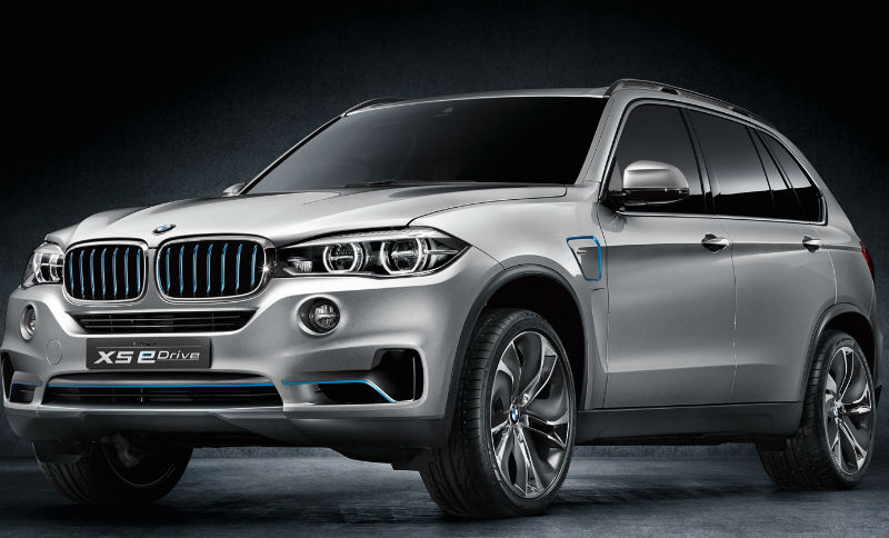 BMW Concept X5 Drive
