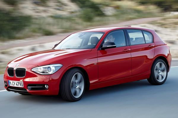 BMW India To Launch 1-Series On 3rd September